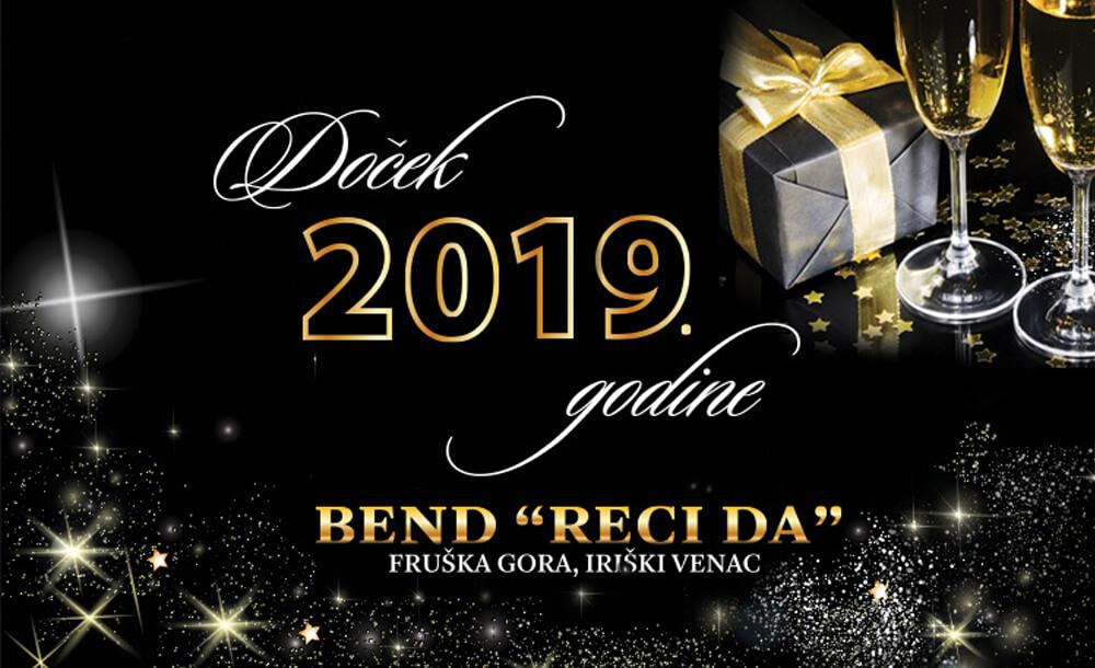 Doček Nove godine